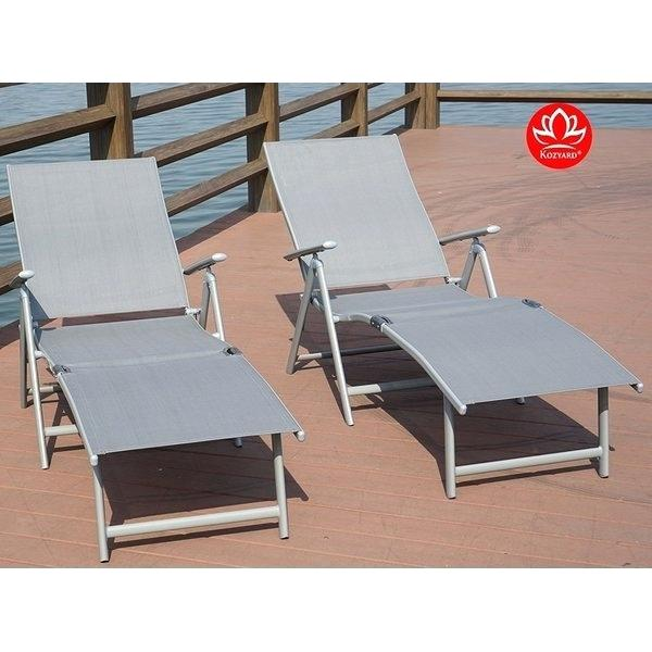 Chaise Lounges ~ Aluminum Chaise Lounge Pool Chairs Cast aluminum