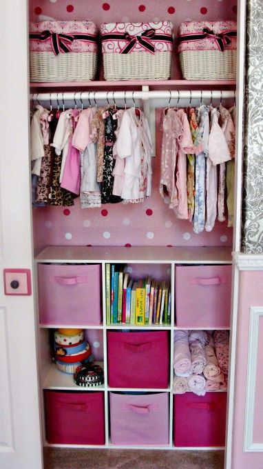 Perfect for small baby rooms. Maximize space in the closet instead