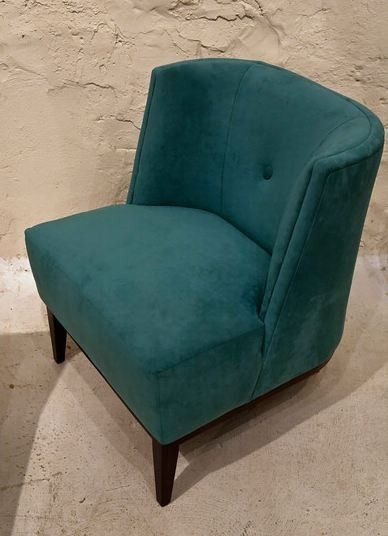Chloe Chair - Weiman Preview   Luxe Home Philadelphia   Living Room