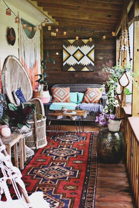Best Boho Chic Outdoor Furniture To Redesign Porch | For the Home