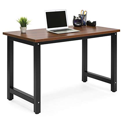 Amazon.com: Best Choice Products Large Modern Computer Table Writing