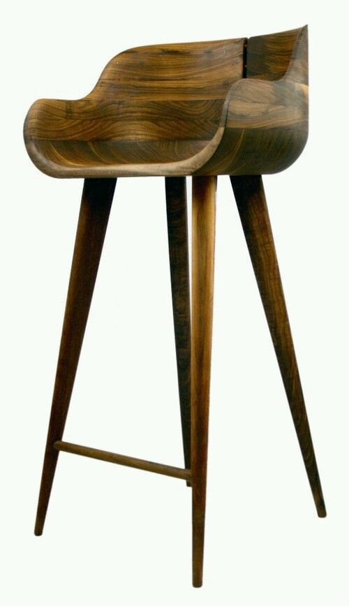 high stool | Stuhl-Design | Hocker holz, Hocker und Barhocker