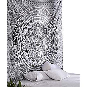 Amazon.com: RAJRANG BRINGING RAJASTHAN TO YOU Exclusive Grey Ombre