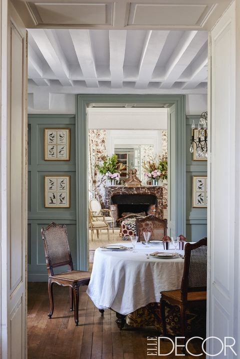 25 French Country Interiors That Inspire Rustic-Chic Design | Räume