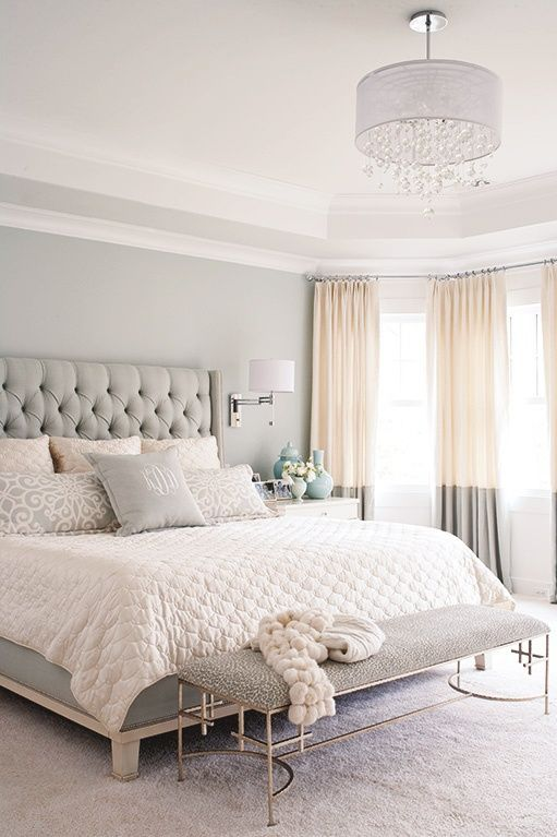 What's My Home Decor Style - Modern Glam | For the Home; Bedroom