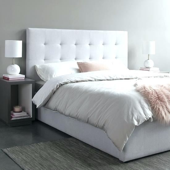 gray upholstered bed u2013 imaginehowto.com