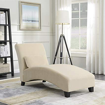 Amazon.com: Belleze Chaise Lounge Living Room Chair Indoor