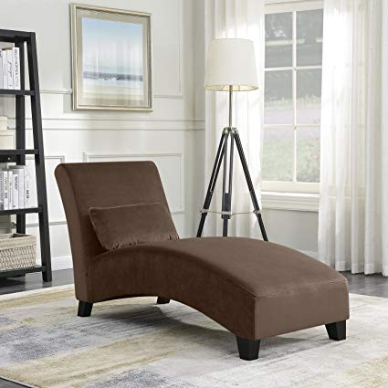 Amazon.com: Belleze Chaise Lounge Indoor Furniture Living Room Chair