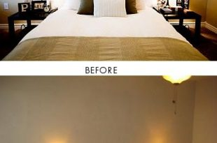 DIY - IKEA Malm Bed Heightened & Padded Headboard. Step-by-Step