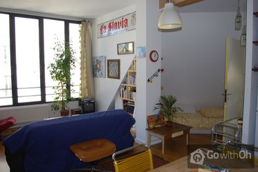 Paris vacation rentals: Apartment in District 20
