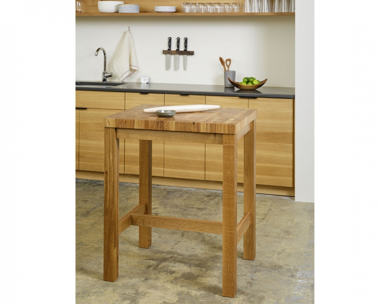 The Joinery Butcher Block Island | The Joinery