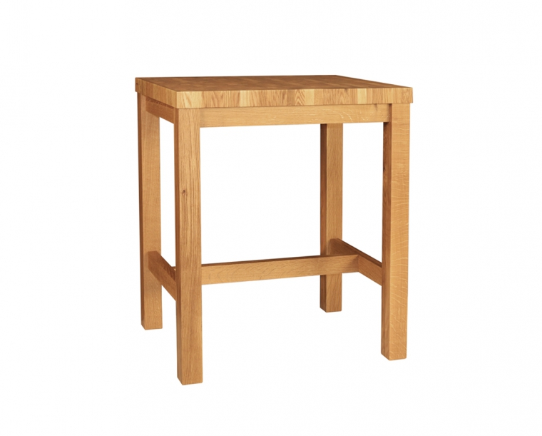 Butcher Block Island Table for Kitchen | The Joinery
