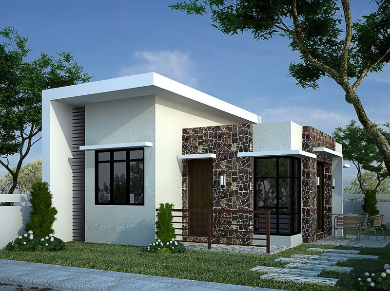 Top Modern Bungalow Design | Architecture | Modern bungalow house
