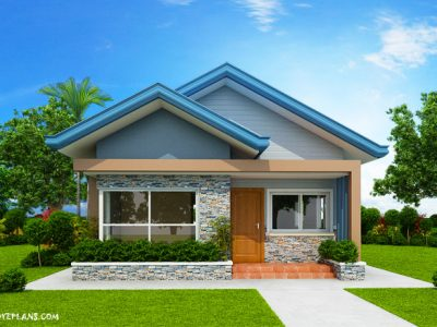 Bungalow House Plans | Pinoy ePlans