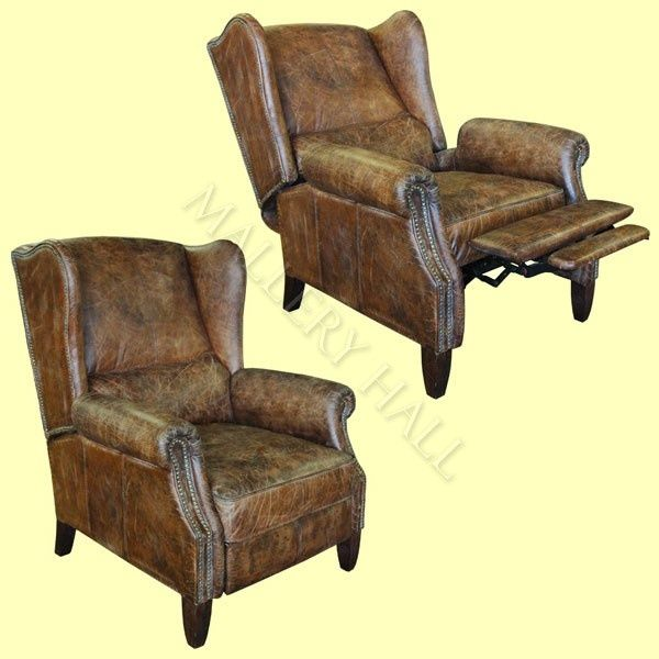 wing back recliner chairs - - Yahoo Image Search Results | wing back