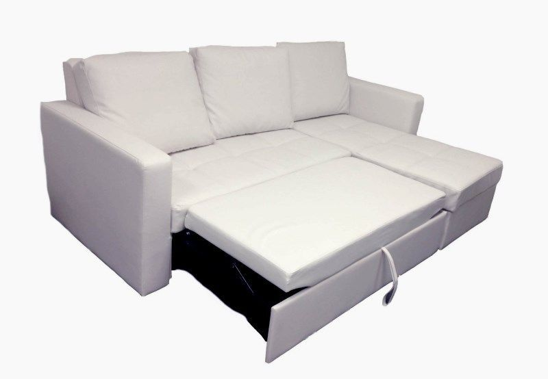 Details about Couch Bed Sofa Sectional Sleeper Futon Pull-out Sofa