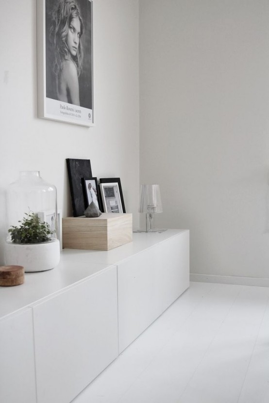 55 Ways To Use IKEA Besta Units In Home Décor - DigsDigs
