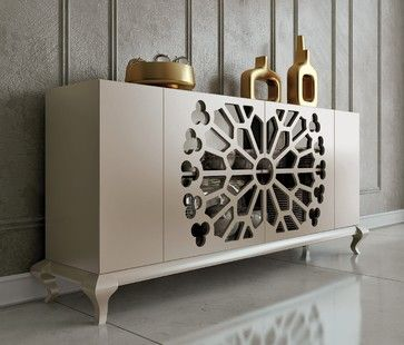 15 Awesome Dining Room Buffet Designs | 玄关 | Dining room sideboard