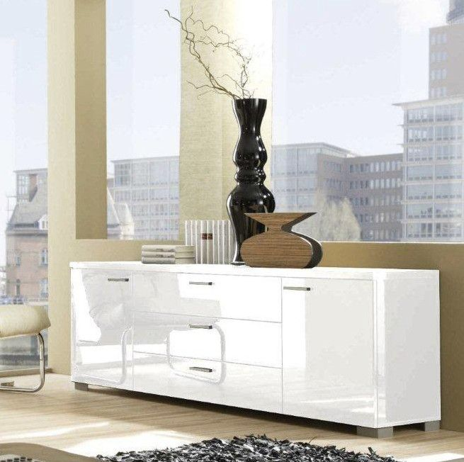 Modern Buffet Table Dining Room with Buffet Cabinet Furniture