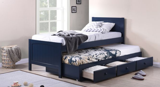 Watson Trundle Bed in 2019 | bedrooms | Single trundle bed, Trundle