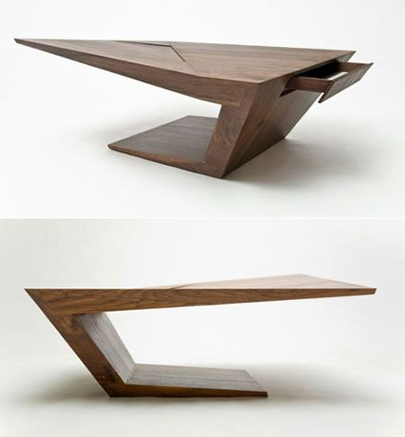 The Startrek era has began | Contemporary furniture is so much like