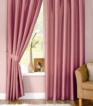 rose-pink-faux-silk-eyelet-curtains-2 | Sabanoor | Flickr