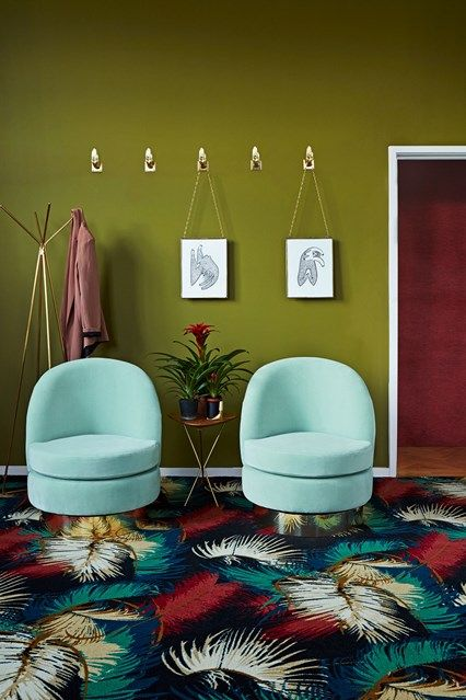 7 Surprising (& Surprisingly Gorgeous!) Color Combinations in 2019