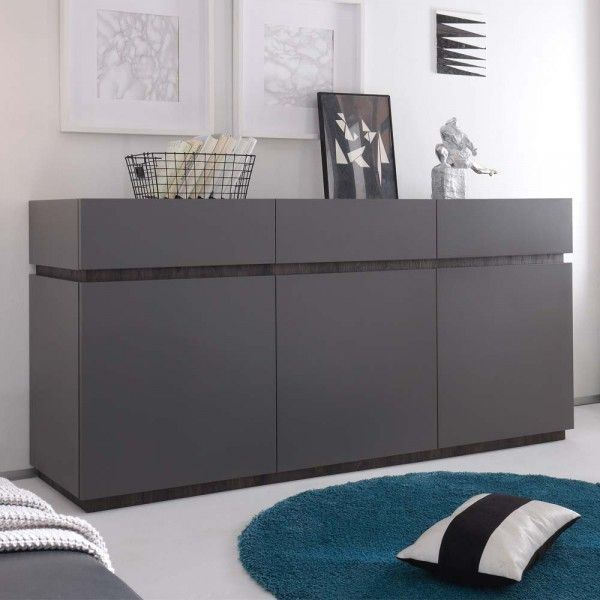 Sideboard Duliva in Anthrazit Wenge modern in 2019 | micha