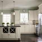 20 Amazingly Stylish Painted Kitchen Cabinets