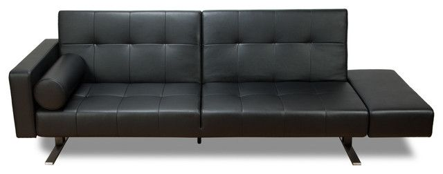20 Elegant Leather Couch Designs For Your Living Room