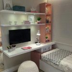 21+ Cute Bedroom Ideas Girls That Will Make a Beautiful Dream - Pandriva