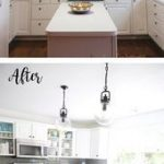 25 Before and After: Budget Friendly Kitchen Makeover Ideas and Designs for 201