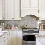 25+ Stunning Kitchen Backsplash with White Cabinets Ideas