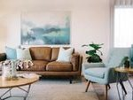 28  Ideas Living Room Decor Brown Couch Teal Tans  #cutelivingroomideas #openli