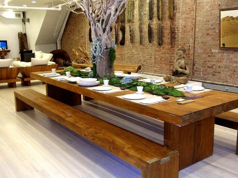 30 Wood Benches Ideas and Designs to Organize and Beautify Your Home – InteriorSherpa