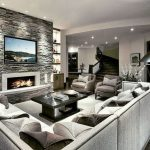 36+ Stunning Family Room ideas with Fireplace | Paijo Network