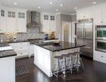 37 Gorgeous Kitchen Islands With Breakfast Bars (Pictures)