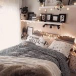 40 Cute and Girly Bedroom Decor Idea for Teen - homimu.com