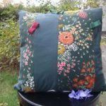 5 Loving Cool Ideas: Decorative Pillows With Buttons Sew large decorative pillow...