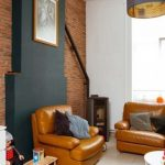 54 Ideas Apartment Living Room Brown Couch Lamps For 2019