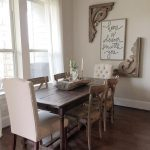 A Simple Design with Vintage-Inspired Accents  Love the Corbels. I've got my eye...