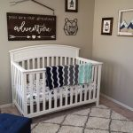 Adventure Nursery Reveal | Before and After | Rise and Renovate