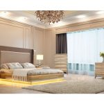 Benedict Luxury Modern Bedroom Collection