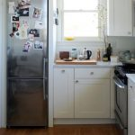 Best Appliances for Small Kitchens, Remodelista. Features narrow but still funct...