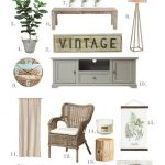 Best Farmhouse Livingroom Furniture Couch Cottage Style 42+ Ideas