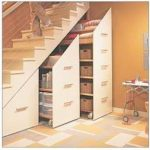 Best Ideas For Under The Stairs Storage You Can Copy 29