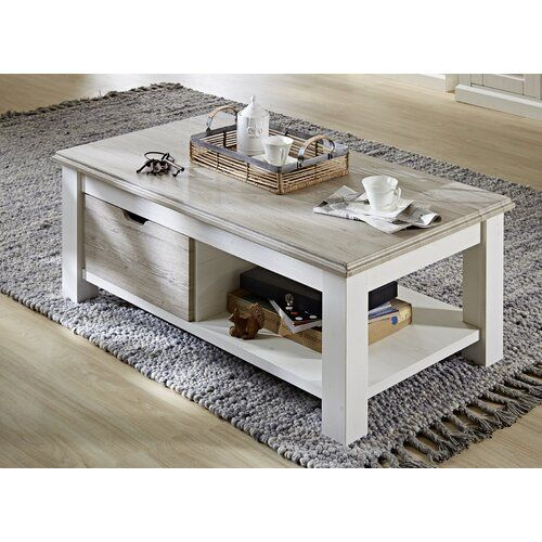 Brambly Cottage Coffee Table with Storage | Wayfair.co.uk