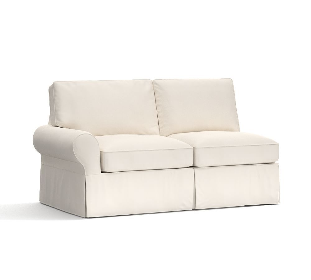 Build Your Own – PB Basic Sectional Component Slipcovers