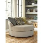 Casheral Oversized Swivel Accent Chair | Jack's Warehouse