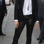 Cindy Crawford shows off her incredible supermodel figure in London